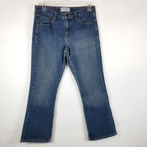 Levi's Woman Jeans Sz 12 Boot Cut Low Rise
